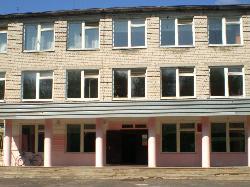 Гремячево. Школа